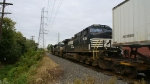 NS 21M with C40-9W 9241